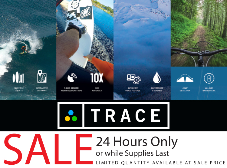 Trace action sports tracker