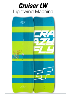 2017 CrazyFly Cruiser LW