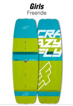 2017 CrazyFly Girls Twintip