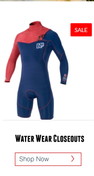 Water wear closeouts - Wetsuit Closeouts