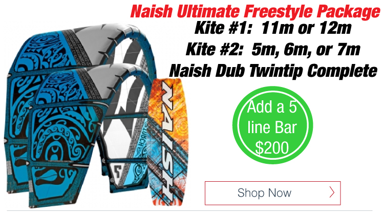 Naish Ultimate Freestyle Package