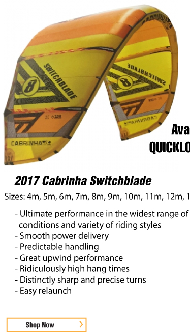 2017 Cabrinha Switchblade