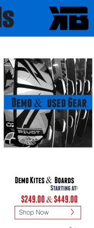 Demo & Used Gear