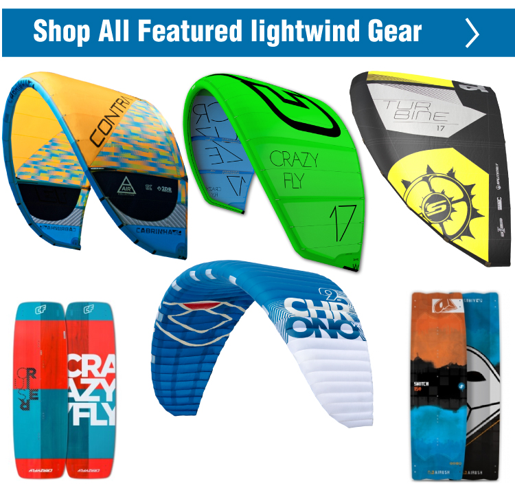 Lightwind Kite Gear Kiteboarding.com