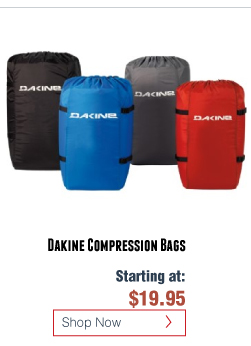 Kiteboarding Dakine Compression Kite Bag
