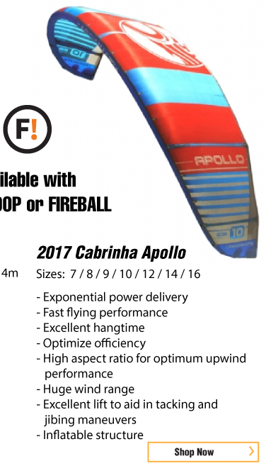 2017  Cabrinha Apollo