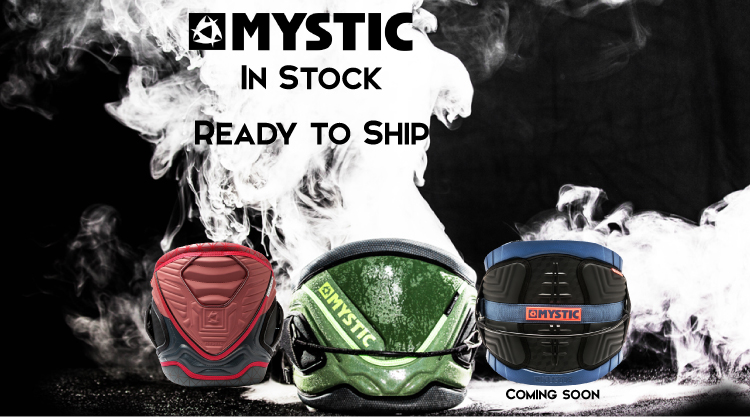 2016 Mystic Harnesses at Kiteboarding.com