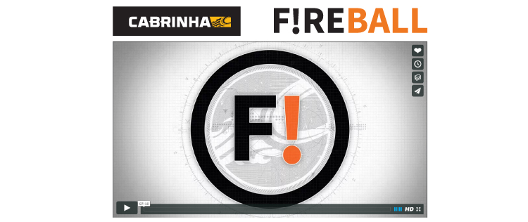2017 Cabrinha F1ireball - Fireball Video