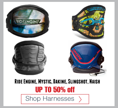 Kiteboarding Harnesses 50% off