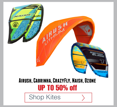 Closeout kites - up to 50% off