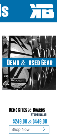 Kiteboarding.com Demo Gear