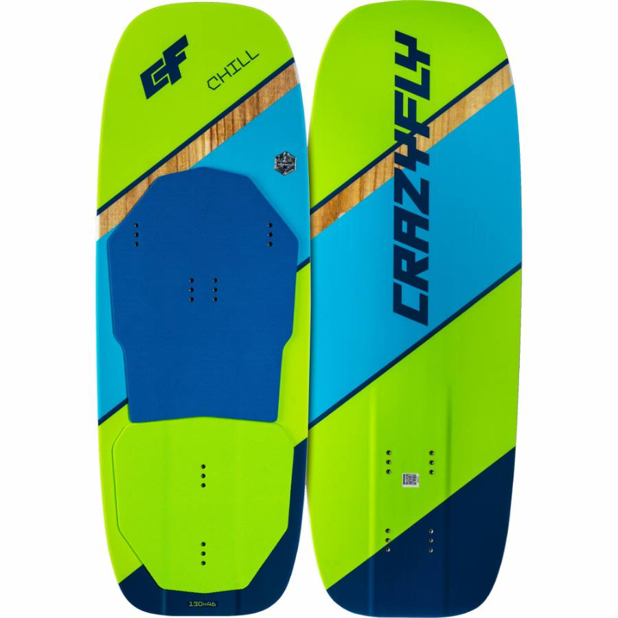 2019 Crazyfly Chill Foil Deck - 20% OFF!