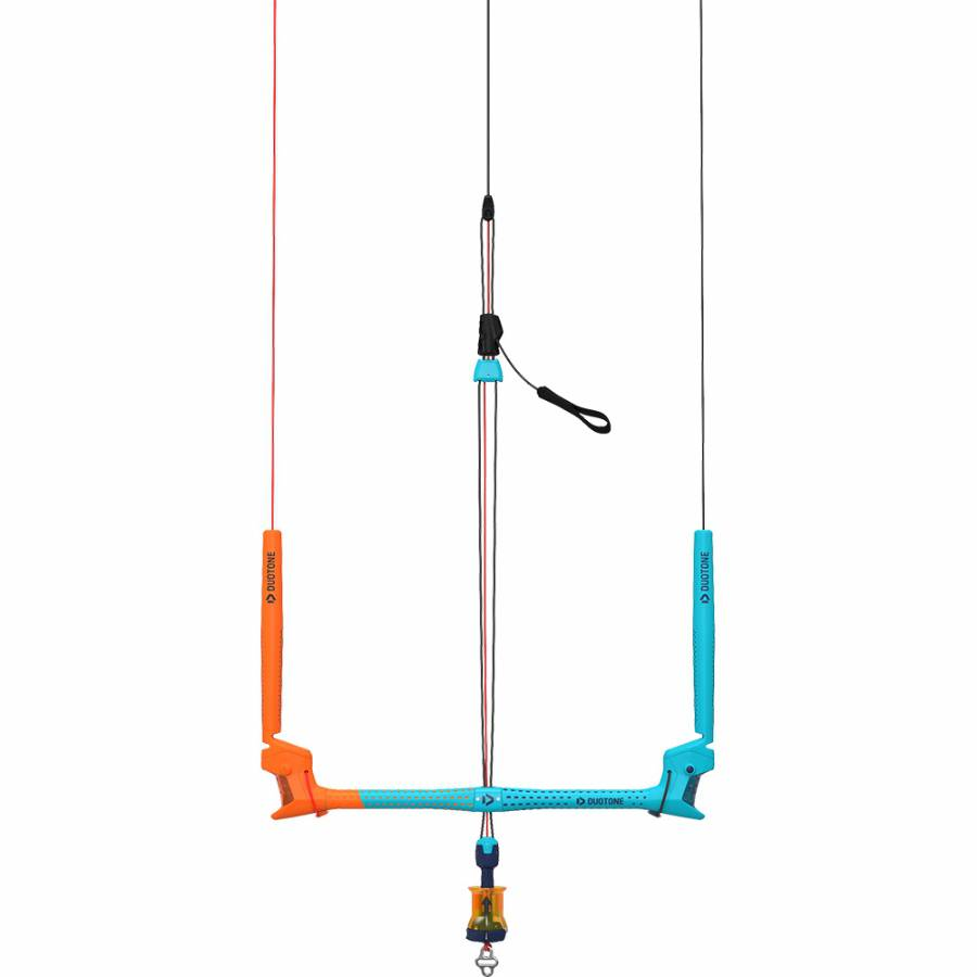 DUOTONE TRUST BAR QUAD CONTROL 22 METER KITE BAR Weiterer Wassersport QUICK RELEASE ROPE HARNESS