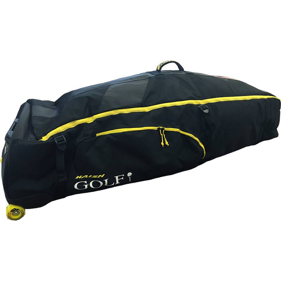 golf bags naish travel golf bag 143cm with wheels