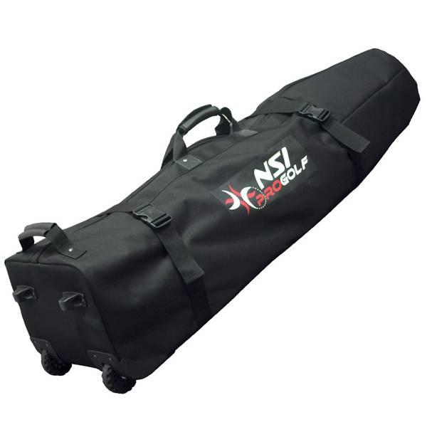 Nsi Deceiver Pro Golf Kiteboarding Travel Bag 147cm With Wheels