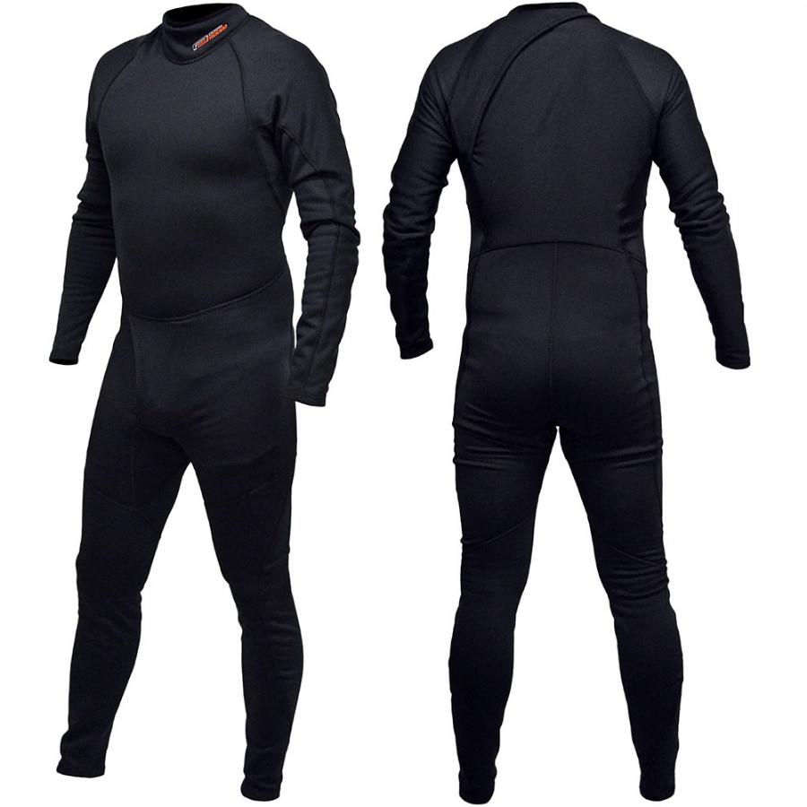2019 Ocean Rodeo Zip Free Drysuit Fleece