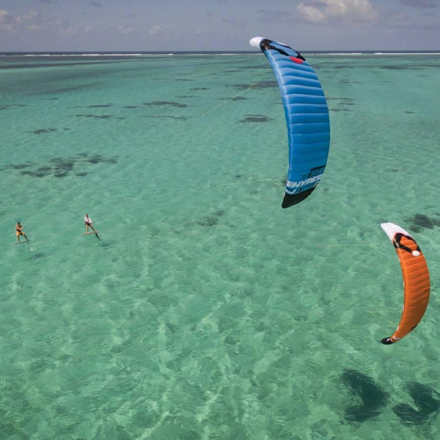 Foil Kites Ozone Hyperlink V1 Ultralight Convertible