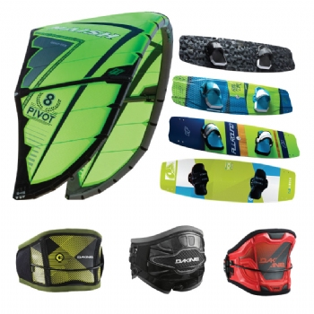 2017 Naish Pivot Freeride Package