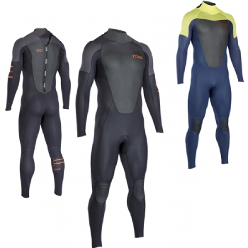 ION Element Semidry 4.5/3.5mm Back Zip Full Wetsuit - 30% Off
