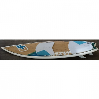 DEMO 2014 Crazyfly Taurin Surfboard 5'8