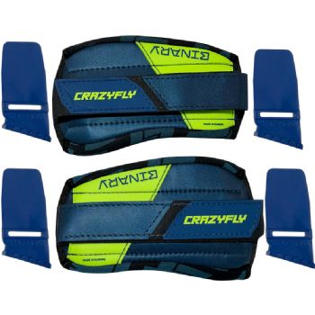 Crazyfly Binary Binding Straps