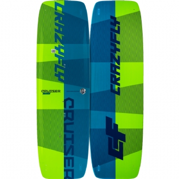 2019 Crazyfly Cruiser Twintip Kiteboard - 20% OFF!