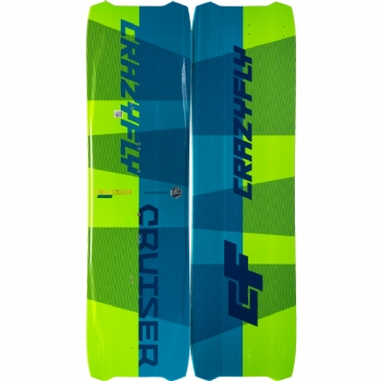 2019 Crazyfly Cruiser LW Twintip Kiteboard - 20% OFF!