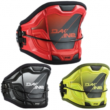 2017-2018 Dakine Pyro Kiteboarding Waist Harness - 60% off