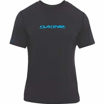Dakine Short Sleeve Heavy Duty Rashguard - Black - 50% off