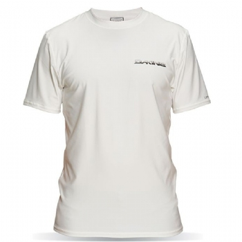 Dakine Short Sleeve Heavy Duty Rashguard - White