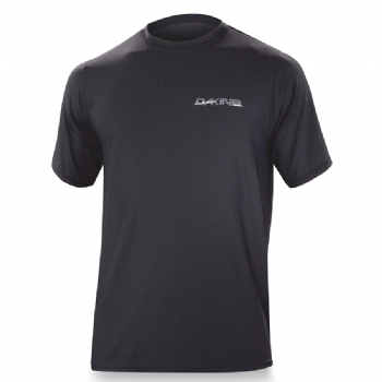 Dakine Off Shore Short Sleeve Rashguard - Black