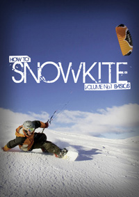How to Snowkite, Volume No. 1 Basics - DVD