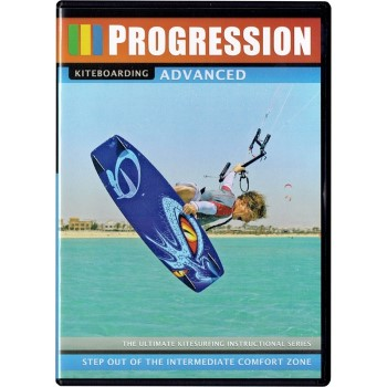 Progression Advanced Kiteboarding Instructional DVD