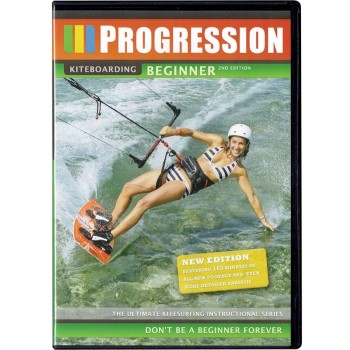 Progression Beginner Kiteboarding Instructional DVD (Second Edition)
