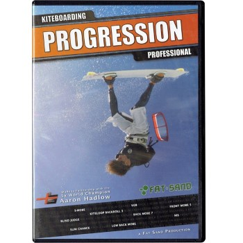 Progression Professional Kiteboarding Instructional DVD