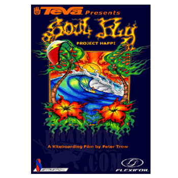 Soul Fly Kiteboarding DVD