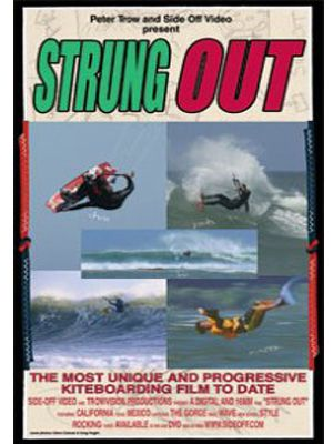 Strung Out Kiteboarding DVD
