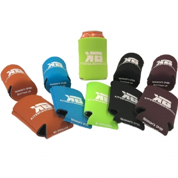 Kiteboarding.com Can Cooler - Beverage Insulator - Drink Holder