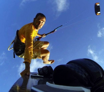 Hourly Advanced Kiteboarding Lesson