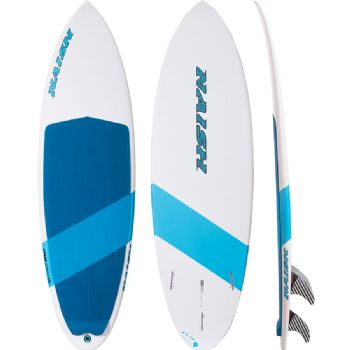S25 Naish Strapless Wonder GS - Dedicated Strapless Surfboard