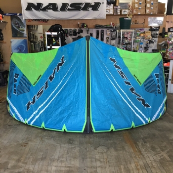 DEMO 2017/2018 Naish Dash 9m Kite Complete with Torque ATB Bar