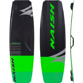 2019 Naish Drive High Performance Freeride Twintip Kiteboard