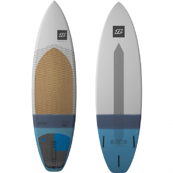 2018 North Pro Wam Kiteboarding Surfboard