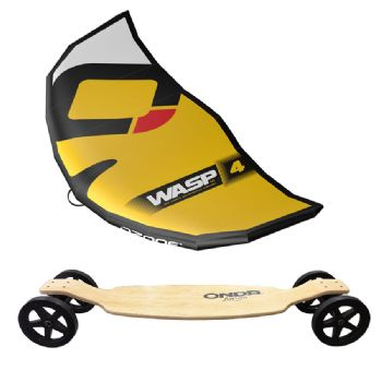 Ozone WASP Wing Surfer and Board Combo