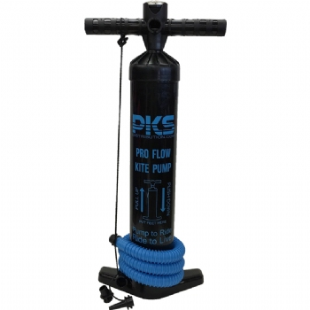 "PKS Pro Flow MEGA Kite Pump 24"" with PSI Meter (out of stock til March)"