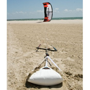PKS Kiteboarding Self-Launch Sand Anchor