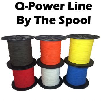 Q-PowerLine Pro Fly Line by the Spool