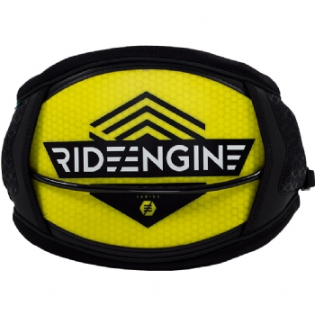 2017 Ride Engine Hex Core Waist Harness - Volt Yellow