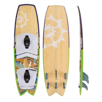 2015 Slingshot Angry Swallow Kiteboarding Surfboard - 55% off