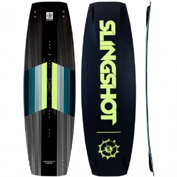 2018 Slingshot Refraction Twintip Kiteboard - 20% off